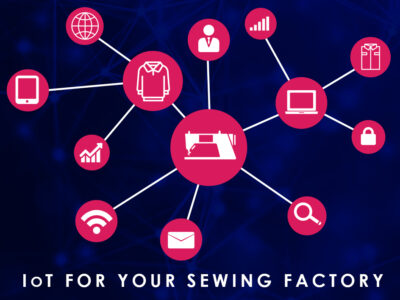 IOT Factor Sewing Machine